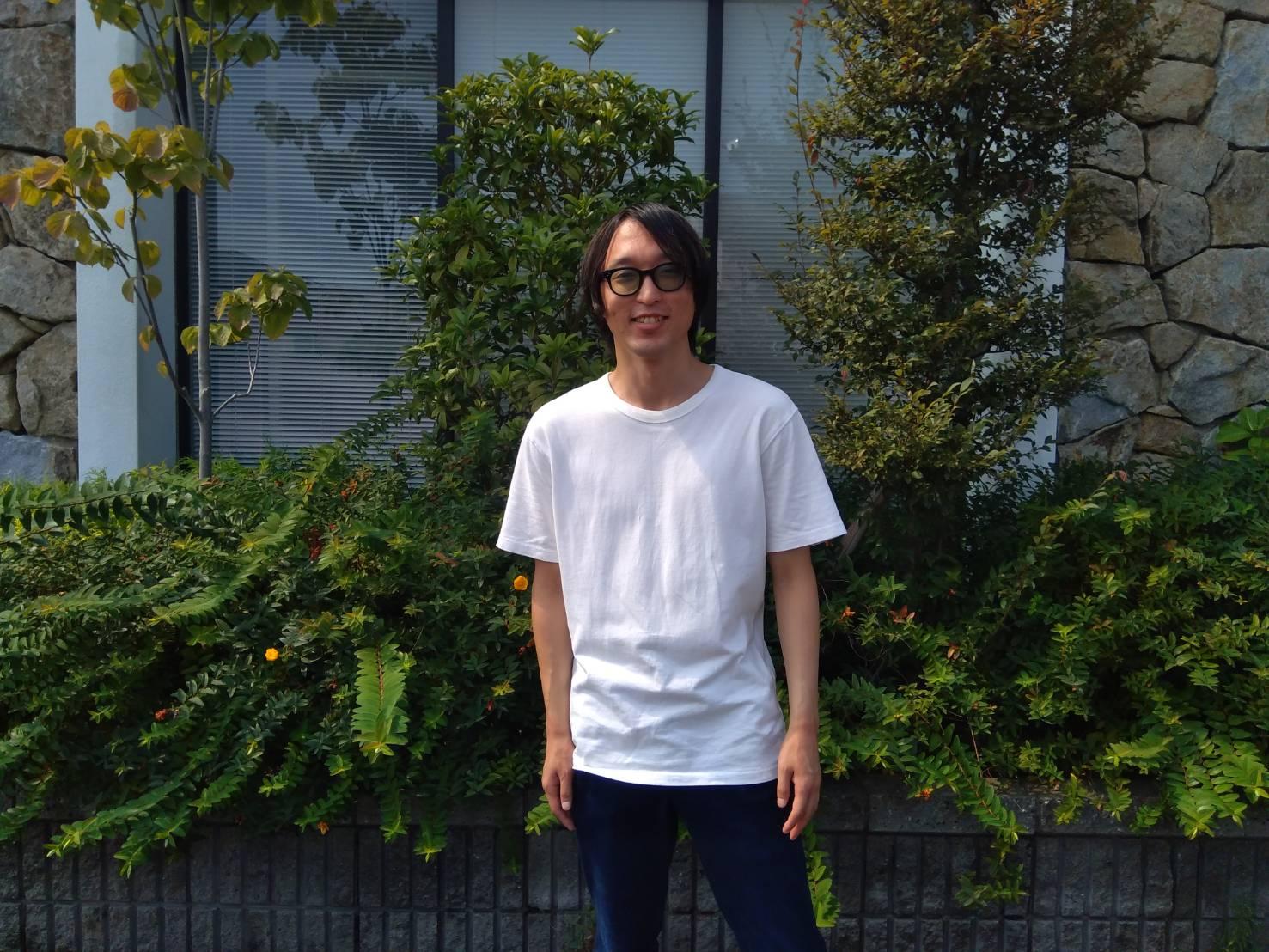 日本一周プロフィール写真